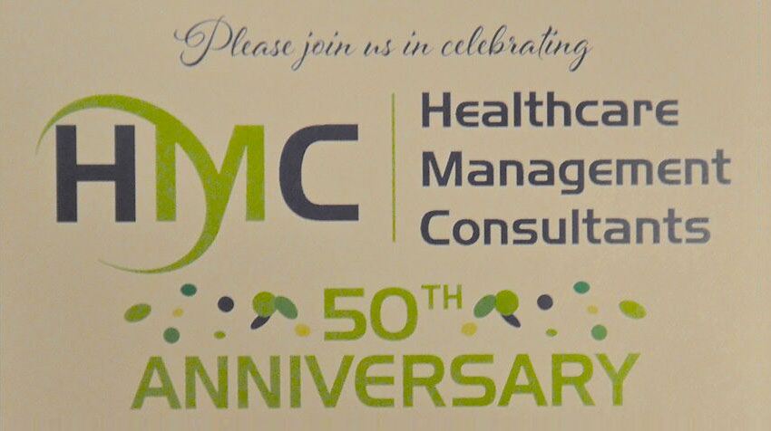 HEALTHCARE MANAGEMENT CONSULTANTS CELEBRATES 50TH ANNIVERSARY